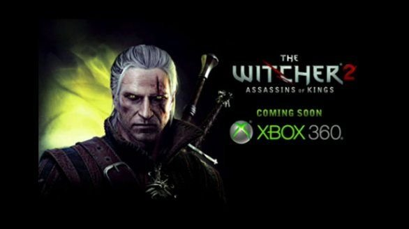 The Witcher 2 tudi za Xbox