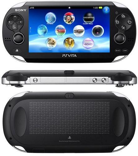 Iz NGP zraste PlayStation Vita