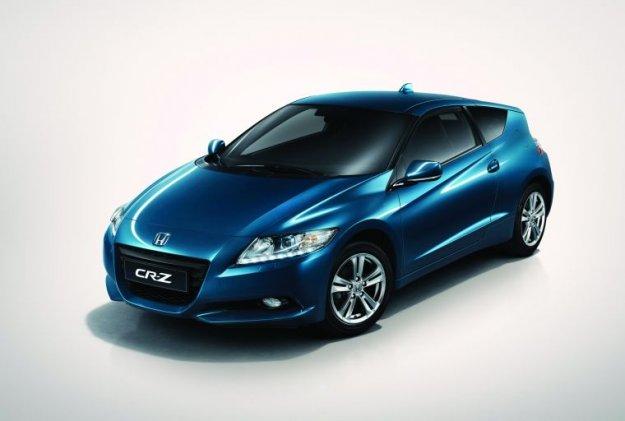 Honda CRX živi!