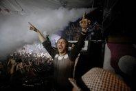 David Guetta in kolegi občudujejo