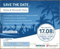 Nokia in Microsoft prirejata zabavo