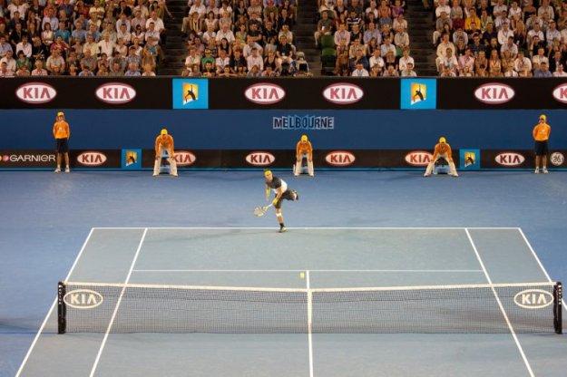 Odprto prvenstvo Avstralije v sodelovanju s KIO