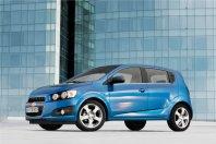 Chevrolet s petimi zvezdicami