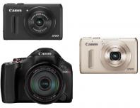 Canon z novima PowerShotoma