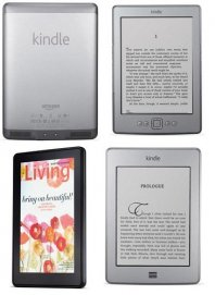Amazon je napovedal tri nove Kindle
