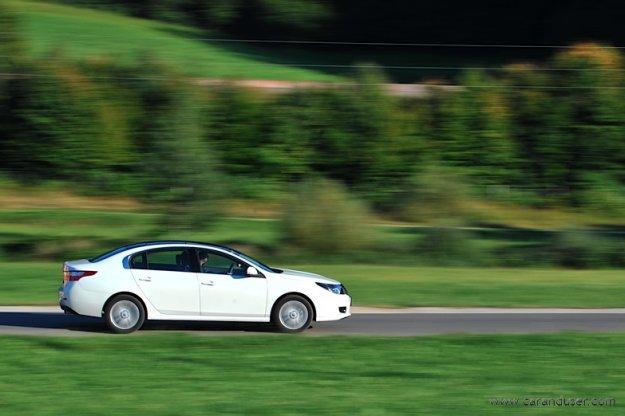Renault Latitude - žensko mnenje