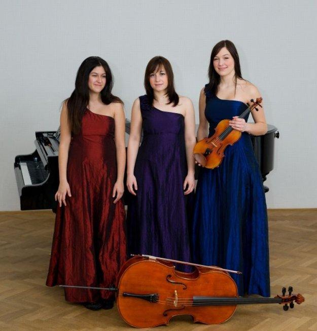 Trio Amarilis v ljubljanskih Križankah