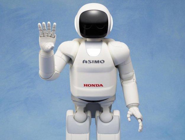 Hondin izbolj�an robot