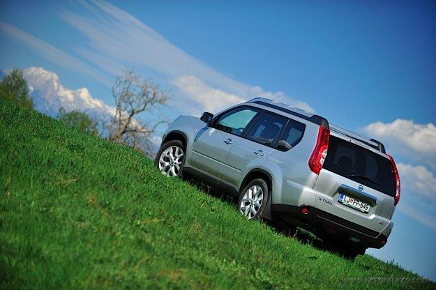 Nissan X-trail 2.0 dCi LE premium