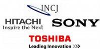 Zdru�eni Hitachi, Sony, Toshiba in INCJ