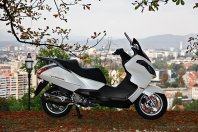 Aprilia Atlantic 300 Spirit