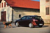 Prenovljena Mazda3 (2011)