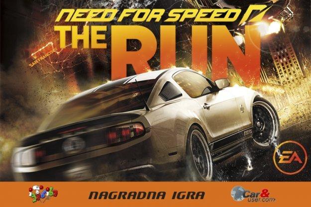 Znani so izžrebanci nagradne igre Need for Speed