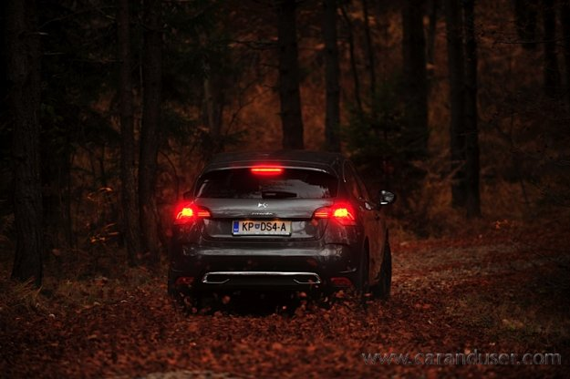 Citroen DS4 HDi 160 Sport Chic