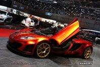 Ženeva 2012 – Eksotična, maloserijska, nenavadna, butična in ostala vozila …