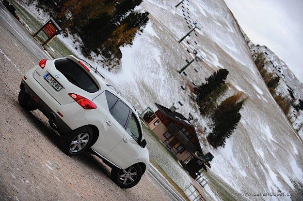 Nissan Murano 3.5 V6 Premium