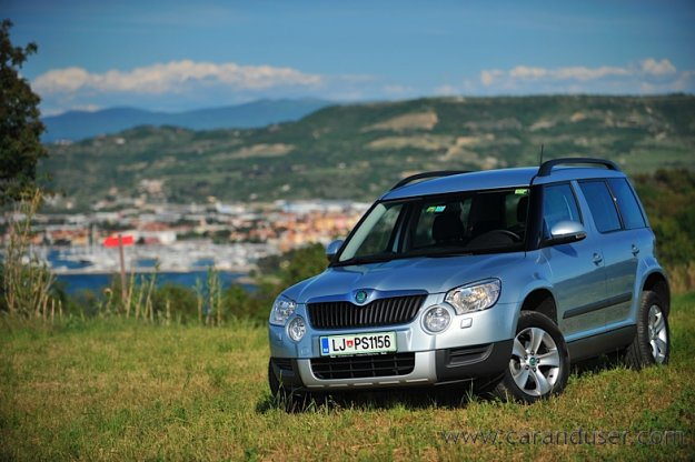 Škoda Yeti 2.0 TDI 4x4 Ambition