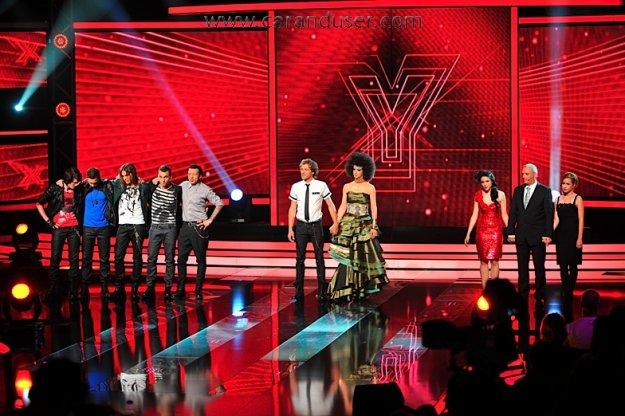 X Factor – 6. polfinale