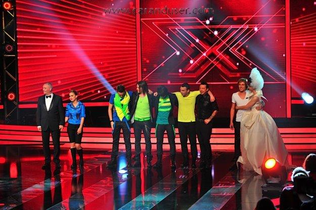 X Factor – Finale
