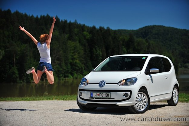 Volkswagen Up! 1.0 MPI