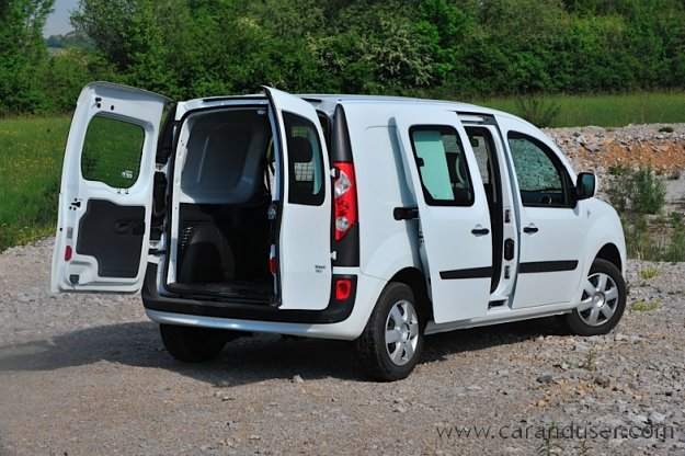 Renault Kangoo Express Grand Confort dCi 110