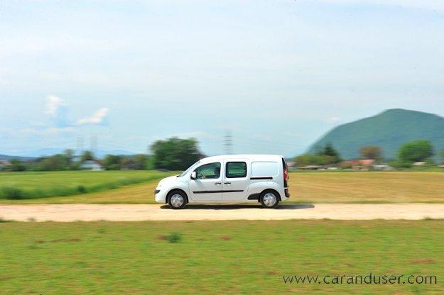 Renault Kangoo Express - �ensko mnenje