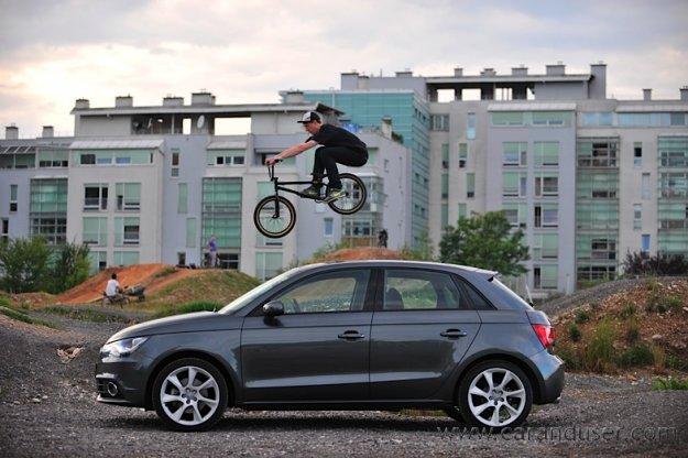Audi A1 sportback 1.6 TDI