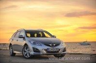 Mazda 6 sport combi CD180