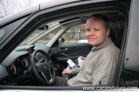 Tretje mnenje - Opel Zafira