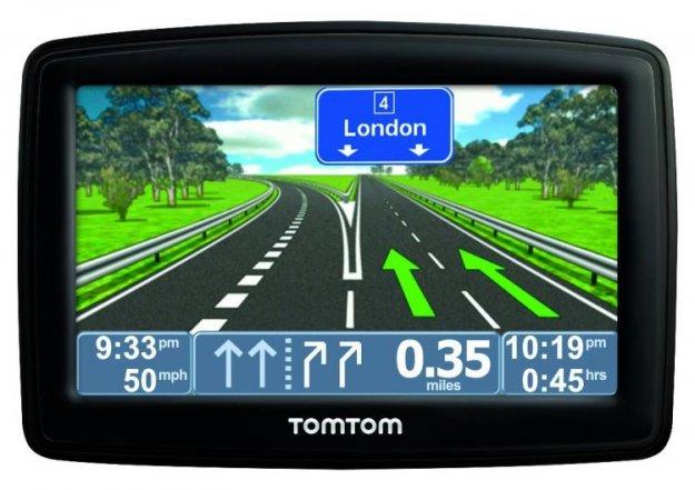 TomTom z novim XL IQ Routes™ edition2