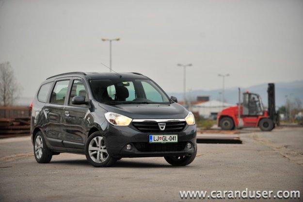 Dacia Lodgy Laureate 1.5 dCi 110