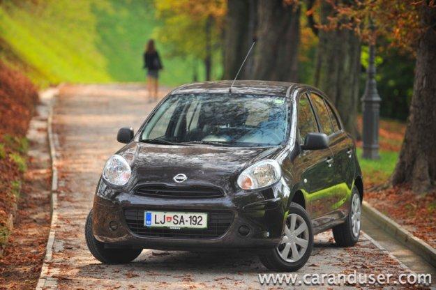 Nissan Micra 1.2 Visia Plus