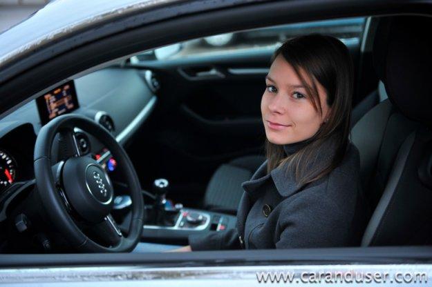 Tretje mnenje - Audi A3 2.0 TDI ambition