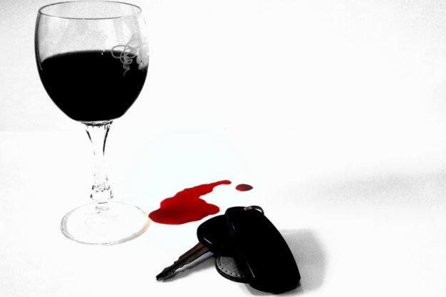 Pijan nikoli za volan!