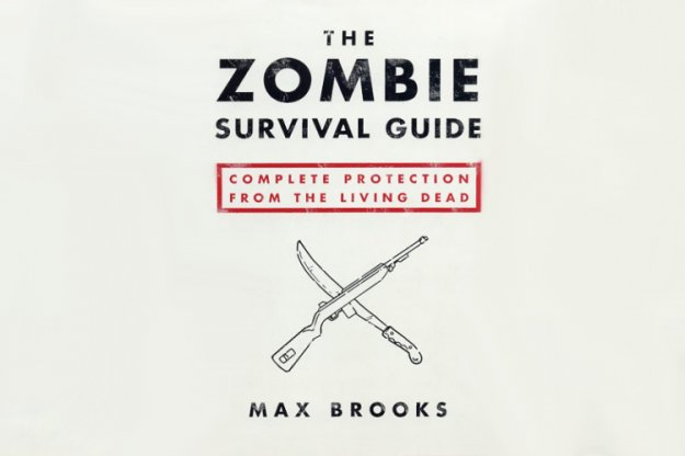 Max Brooks: The Zombie Survival Guide