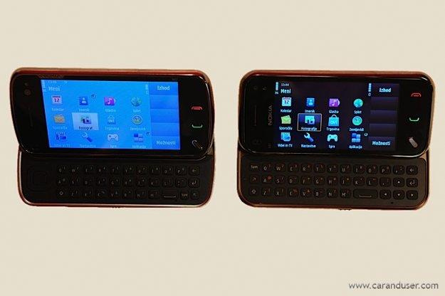 Nokia N97 in N97 mini