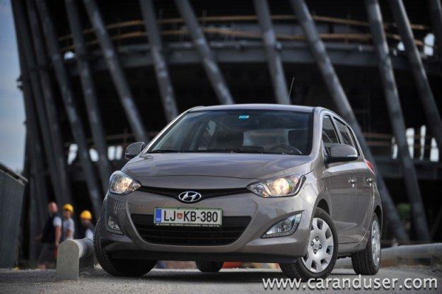 Hyundai i20 1.1 CRDi Dynamic (2013)
