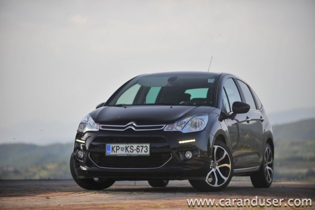 Citroen C3 eHDI 115 Exclusive