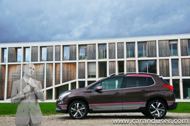 Peugeot 2008 1.6 eHDI Allure