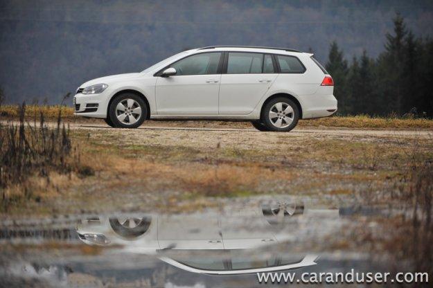 Volkswagen Golf Variant 1.6 TDI Comfortline