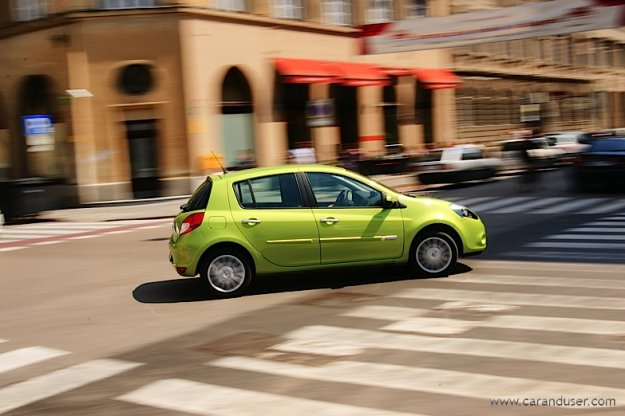 Renault Clio - žensko mnenje