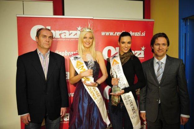 Marika Sav�ek tudi uradno postala Miss Universe 2010