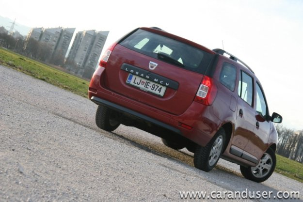 Dacia Logan MCV 1.5 dCi 75 Ambiance