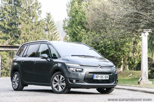 Citroen Grand C4 Picasso 155 THP Exclusive