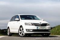 Škoda Rapid Spaceback 1.2 TSI Elegance