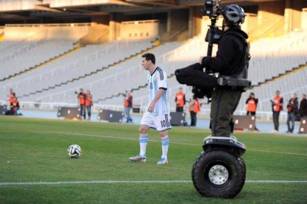 Messi zvezda adidasovega videa ob Svetovnem nogometnem prvenstvu