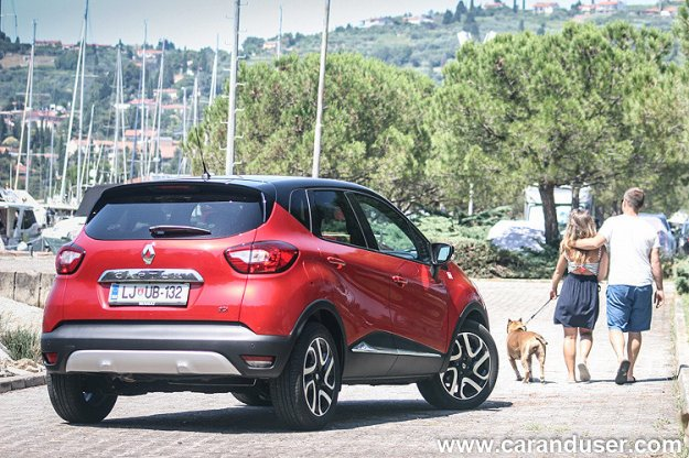 Renault Captur dCi 90 Helly Hansen