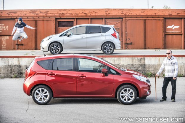 Nissan Note 1.2 in Nissan Note 1.2 SC
