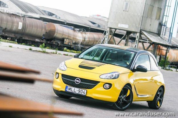 Opel Adam 1.4 Twinport Slam