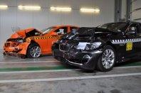 BMW serije 5 osvojil pet zvezdic